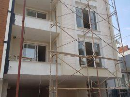 Gümrük Huzur Evi Karşısı Apartman Yapımı