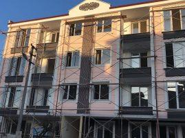 Edremit Askeriye Yakını İki Adet Apartman