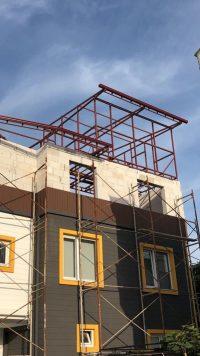 Akçay Yeni Mahalle Apartman İnşaatı Projesi