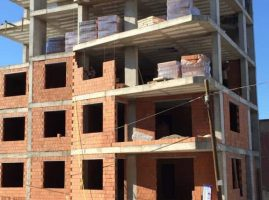 Özmen İnşaat Edremit Askeriye Yakını Özmen 1 Apartman Projesi