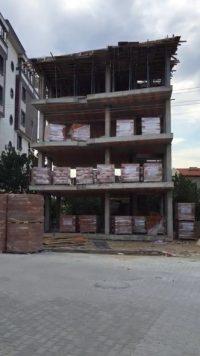 Burhaniye Apartman İnşaatı Projesi