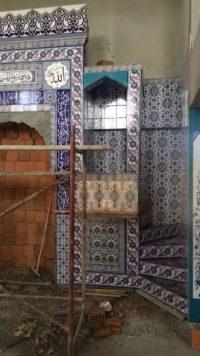 Burhaniye Cami İnşaatı Projesi